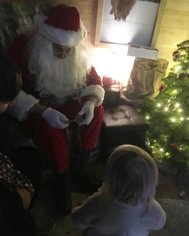 Cotswold Farm Park Santa Experience
